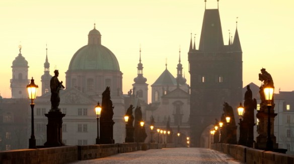 Charles Bridge, Prague (copyright Shutterstock)