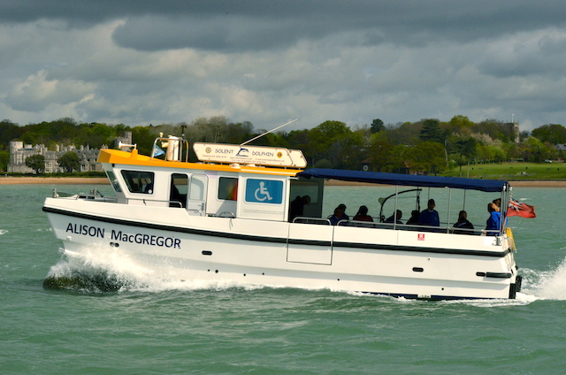 MV Alison MacGregor sailing ship