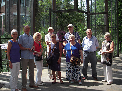 PMA visit to Bombay Sapphire Gin Distillery
