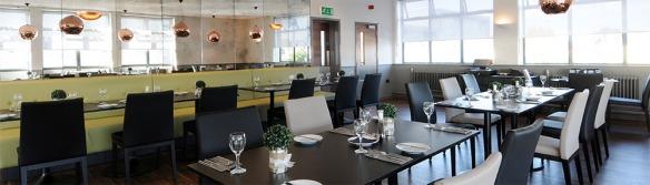 East Avenue Restaurant, Eastleigh College (Copyright Eastleigh College)