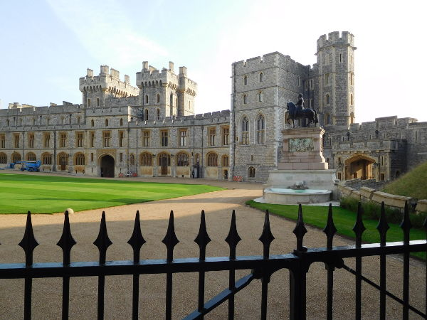 Visit to Windsor, September 2017