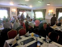 Skittles and Sunday Lunch at Wellow Golf Course - 22 October 2017