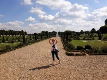 PMA visit to Hampton Court on 11 July 2018