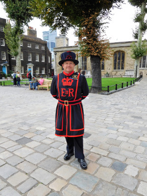 PMA visit to The Tower of London on 5 September 2018