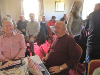 PMA Lunch and Skittles - 11 November 2018