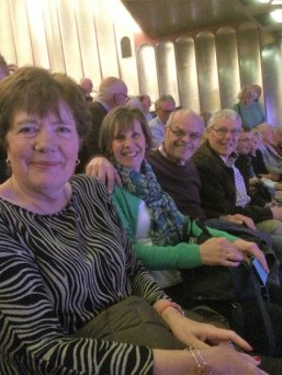 A great day at 9 to 5 Musical, London