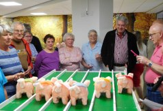 AGM and Pig Race Event 2019