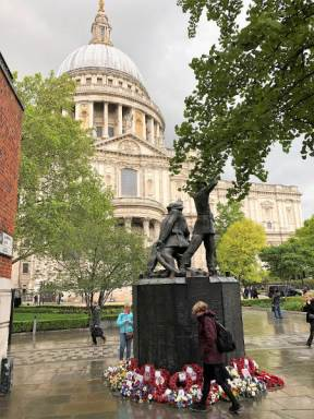 Thames River Cruise and St Paul's Cathedral - 8 May 2019