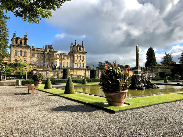 PMA Visit to Blenheim Palace - 25 September 2019
