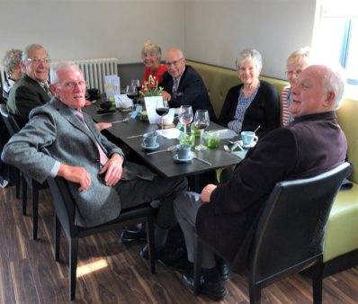 Lunch at Eastleigh College - 10 October 2019