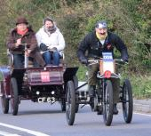 London to Brighton Car Run November 2019